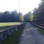 Дорожка вокруг футбольного поля